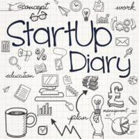 Logo of the podcast StartUp Diary
