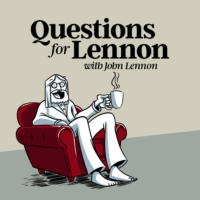 Logo du podcast Questions For Lennon