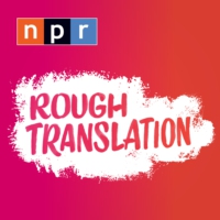 Logo of the podcast Rough Translation