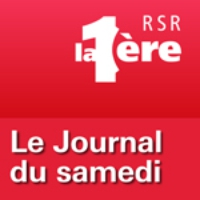 Logo of the podcast RSR - Le Journal du samedi - La 1ère