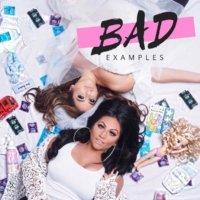 Logo of the podcast Bad Examples with Ex Reality TV Stars Tracy DiMarco & Jessica Romano