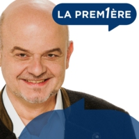 Logo of the podcast La Première - Face à l'info