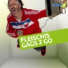Logo of the podcast Fleischis Gags 2 Go - BAYERN 3