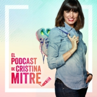 Logo of the podcast El podcast de Cristina Mitre