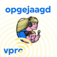 Logo of the podcast Opgejaagd