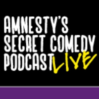 Logo of the podcast Amnesty's Secret Comedy Podcast