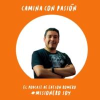 Logo of the podcast Camina Con Pasión