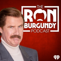 Logo of the podcast The Ron Burgundy Podcast