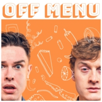 Logo of the podcast Off Menu with Ed Gamble and James Acaster