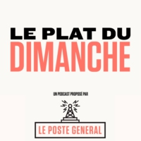 Logo of the podcast LE PLAT DU DIMANCHE