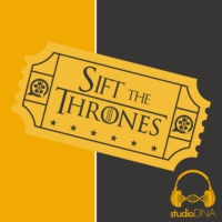 Logo of the podcast Sift the Thrones