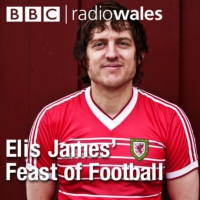 Logo of the podcast Episode 44: 'The spiritual home of Welsh football podcasting'