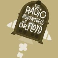 "Logo of the podcast The Radio Adventures of Dr. Floyd EPISODE #401 ""Trial By Worms!"""