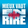 Logo of the podcast Mieux vaut en rire - La 1ere