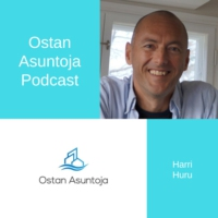 Logo of the podcast Ostan Asuntoja Podcast