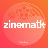Logo of the podcast #talks004 Ciudades de Cine