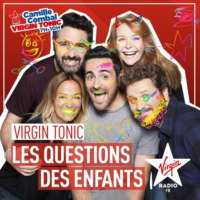 Logo of the podcast Les Questions des Enfants