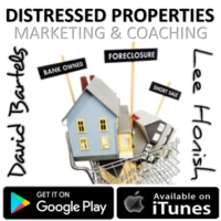 Logo of the podcast Distressed Properties