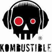 Logo of the podcast kombustible 218 Halloween 2014