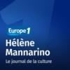 Logo of the podcast Le journal de la culture - Hélène Mannarino