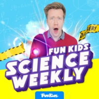 Logo du podcast Fun Kids Science Weekly