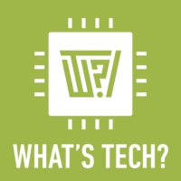 Logo of the podcast What's Tech?