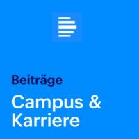 Logo of the podcast Campus & Karriere - Deutschlandfunk
