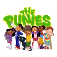 Logo of the podcast The Punies by Kobe Bryant