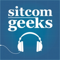 Logo of the podcast Sitcom Geeks