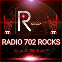 Logo du podcast RADIO 702 ROCKS™.....Episode: (3)