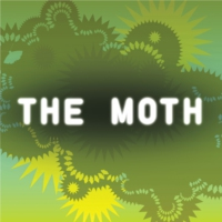 Logo of the podcast The Moth Radio Hour: Surviving Being Human
