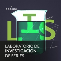 Logo of the podcast Laboratorio de Investigación de Series