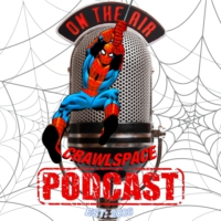 Logo of the podcast Podcast # 552 Spider-History April 1994