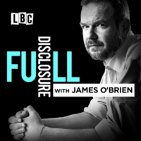 Logo of the podcast Full Disclosure with James O'Brien