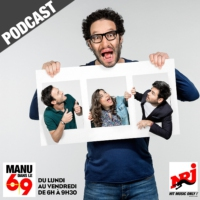 Logo of the podcast L'intégrale de Manu dans le 6/9 - Mardi 18 Avril