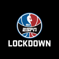 Logo of the podcast ESPN: NBA Lockdown