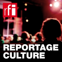 Logo of the podcast RFI - Reportage Culture
