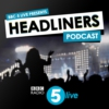 Logo of the podcast Headliners