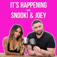 Logo du podcast It's Happening with Snooki & Joey