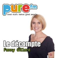 Logo of the podcast Le decompte - 09/01/16