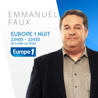 Logo of the podcast Europe Nuit Pierre de Vilno – 12/09/16