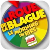 Logo of the podcast La Roue de la Blague par Max Boublil et Malik Benthala - 14 avril 2015