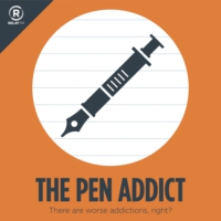Logo of the podcast The Pen Addict