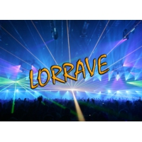 Logo of the podcast LORRAVE's show webradio 027