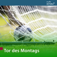 "Logo of the podcast ""Tor des Montags"": Manchester City als Mahnmal"
