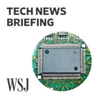 Logo of the podcast WSJ Tech News Briefing