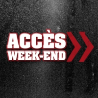Logo of the podcast Accès Week-End