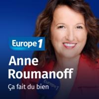 Logo du podcast Ça fait du bien - Anne Roumanoff