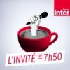 Logo du podcast France Inter - L'invite de 7h50