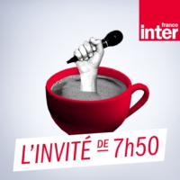 Logo du podcast France Inter - L'invite de 7h50